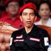 Jokowi Baret Merah