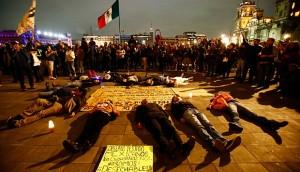 Meksiko 43 Mahasiswa Diculik