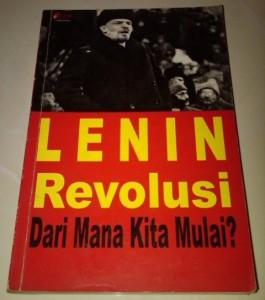 Lenin Darimana Kita Mulai