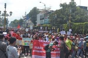 Mayday Yogyakarta 2015