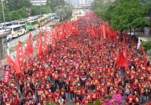 Hari Buruh Sedunia 2015