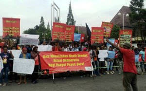 Aksi AMP Yogyakarta