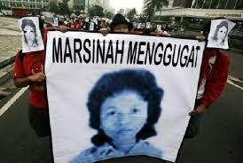 Marsinah Menggugat