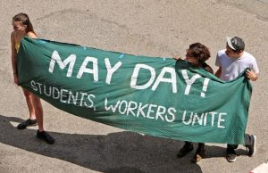 May Day Student Workers