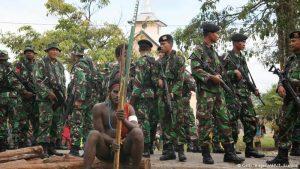 Perang Saudara Orang West Papua