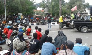 Aksi HAM Jayapura 4