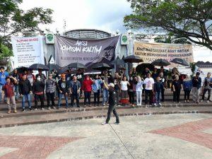 Aksi Kamisan Samarinda