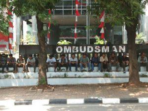 Buruh Freeport Ombudsman